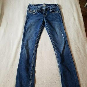True Religion jeans straight leg